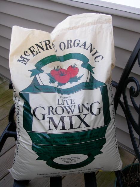 McEnroe Organic Soil, from Millerton, NY
