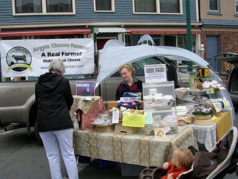 Argyle Cheese Farmer, Argyle NY