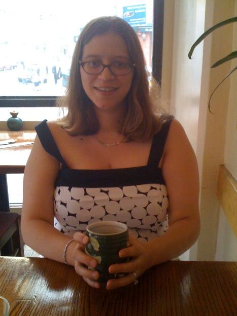 Me and tea